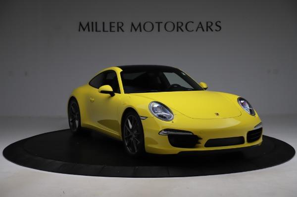 Used 2013 Porsche 911 Carrera 4S for sale $74,900 at Bugatti of Greenwich in Greenwich CT 06830 11