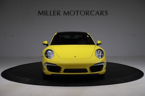 Used 2013 Porsche 911 Carrera 4S for sale $74,900 at Bugatti of Greenwich in Greenwich CT 06830 12