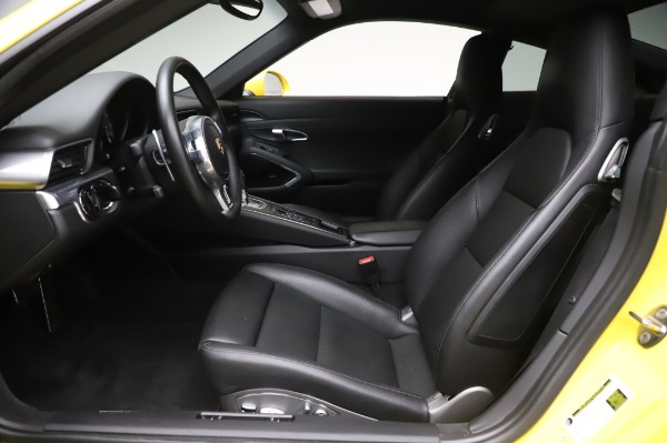 Used 2013 Porsche 911 Carrera 4S for sale $74,900 at Bugatti of Greenwich in Greenwich CT 06830 14