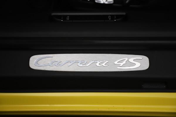 Used 2013 Porsche 911 Carrera 4S for sale $74,900 at Bugatti of Greenwich in Greenwich CT 06830 17