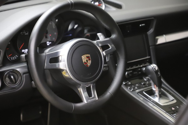 Used 2013 Porsche 911 Carrera 4S for sale $74,900 at Bugatti of Greenwich in Greenwich CT 06830 18