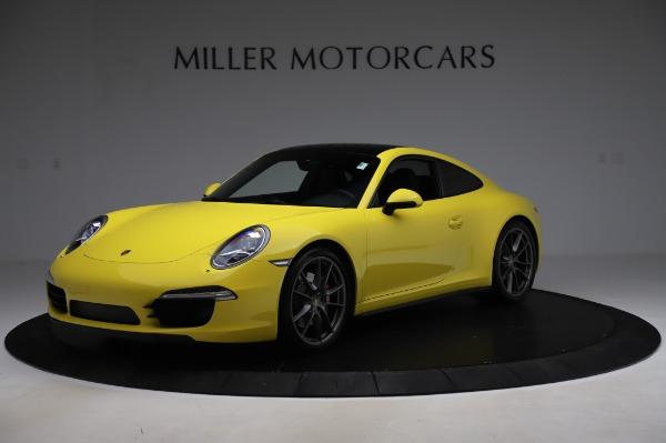 Used 2013 Porsche 911 Carrera 4S for sale $74,900 at Bugatti of Greenwich in Greenwich CT 06830 2