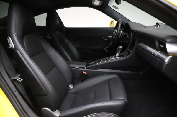 Used 2013 Porsche 911 Carrera 4S for sale $74,900 at Bugatti of Greenwich in Greenwich CT 06830 21