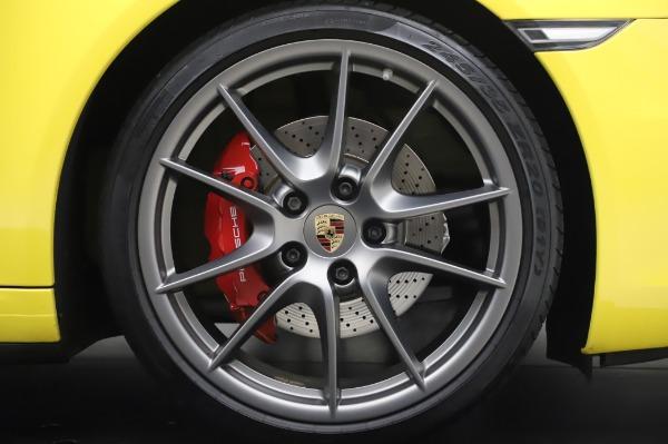 Used 2013 Porsche 911 Carrera 4S for sale $74,900 at Bugatti of Greenwich in Greenwich CT 06830 27