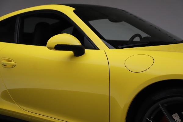 Used 2013 Porsche 911 Carrera 4S for sale $74,900 at Bugatti of Greenwich in Greenwich CT 06830 28