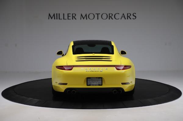 Used 2013 Porsche 911 Carrera 4S for sale $74,900 at Bugatti of Greenwich in Greenwich CT 06830 6