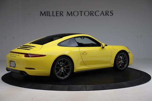 Used 2013 Porsche 911 Carrera 4S for sale $74,900 at Bugatti of Greenwich in Greenwich CT 06830 8