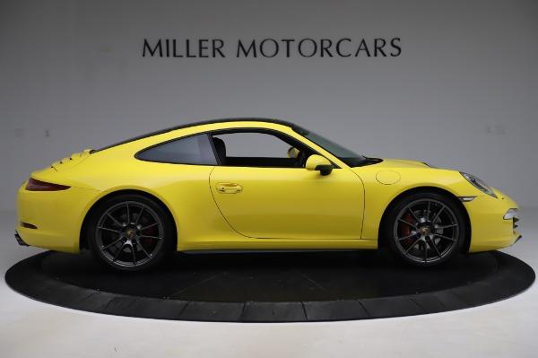 Used 2013 Porsche 911 Carrera 4S for sale $74,900 at Bugatti of Greenwich in Greenwich CT 06830 9