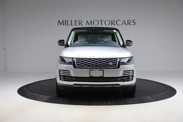 Used 2019 Land Rover Range Rover Supercharged LWB for sale Sold at Bugatti of Greenwich in Greenwich CT 06830 12