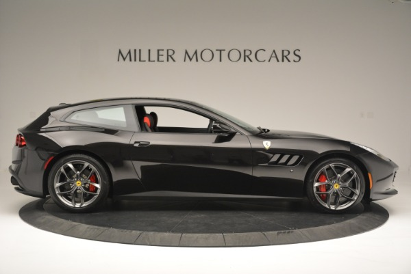 Used 2018 Ferrari GTC4Lusso T for sale $195,900 at Bugatti of Greenwich in Greenwich CT 06830 9