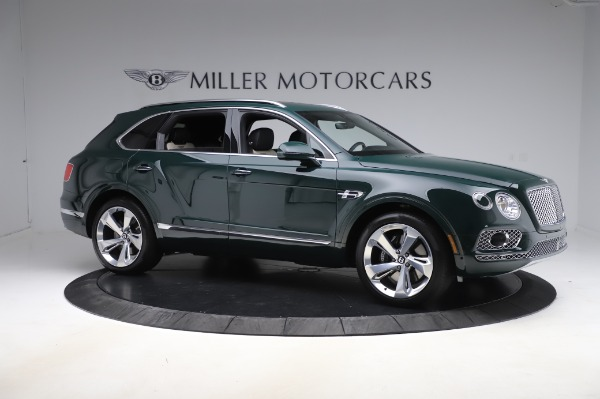Used 2020 Bentley Bentayga V8 for sale $189,900 at Bugatti of Greenwich in Greenwich CT 06830 10