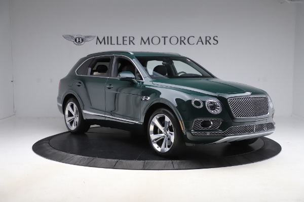 Used 2020 Bentley Bentayga V8 for sale $189,900 at Bugatti of Greenwich in Greenwich CT 06830 11