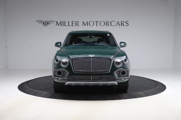 Used 2020 Bentley Bentayga V8 for sale $189,900 at Bugatti of Greenwich in Greenwich CT 06830 12