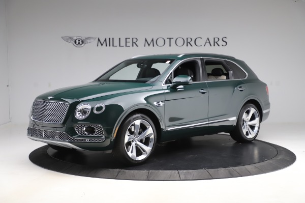 Used 2020 Bentley Bentayga V8 for sale $189,900 at Bugatti of Greenwich in Greenwich CT 06830 2