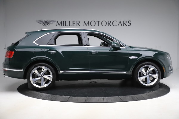 Used 2020 Bentley Bentayga V8 for sale $189,900 at Bugatti of Greenwich in Greenwich CT 06830 9