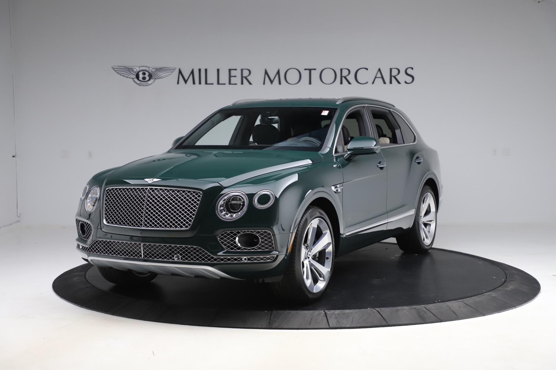Used 2020 Bentley Bentayga V8 for sale $189,900 at Bugatti of Greenwich in Greenwich CT 06830 1