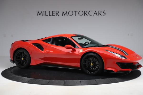 Used 2020 Ferrari 488 Pista for sale $439,900 at Bugatti of Greenwich in Greenwich CT 06830 10