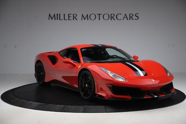 Used 2020 Ferrari 488 Pista for sale $439,900 at Bugatti of Greenwich in Greenwich CT 06830 11