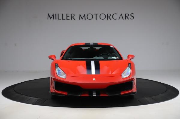 Used 2020 Ferrari 488 Pista for sale $439,900 at Bugatti of Greenwich in Greenwich CT 06830 12