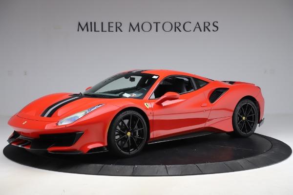 Used 2020 Ferrari 488 Pista for sale $439,900 at Bugatti of Greenwich in Greenwich CT 06830 2
