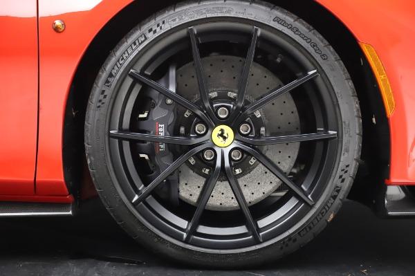 Used 2020 Ferrari 488 Pista for sale $439,900 at Bugatti of Greenwich in Greenwich CT 06830 28