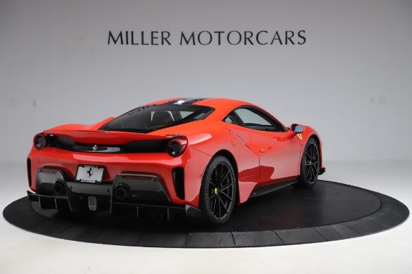 Used 2020 Ferrari 488 Pista for sale $439,900 at Bugatti of Greenwich in Greenwich CT 06830 7