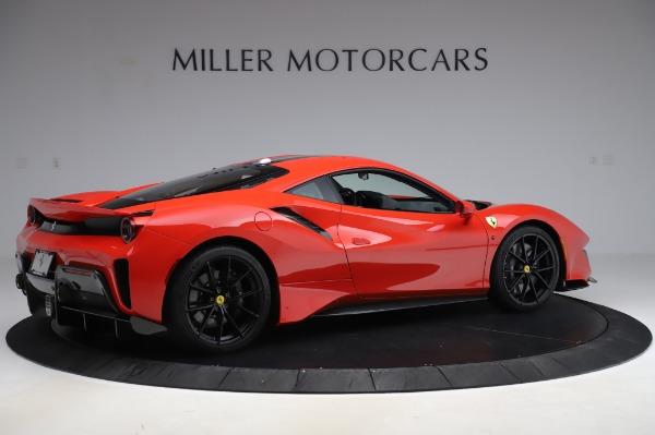 Used 2020 Ferrari 488 Pista for sale $439,900 at Bugatti of Greenwich in Greenwich CT 06830 8