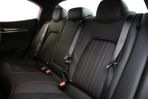 New 2020 Maserati Ghibli S Q4 for sale Sold at Bugatti of Greenwich in Greenwich CT 06830 18