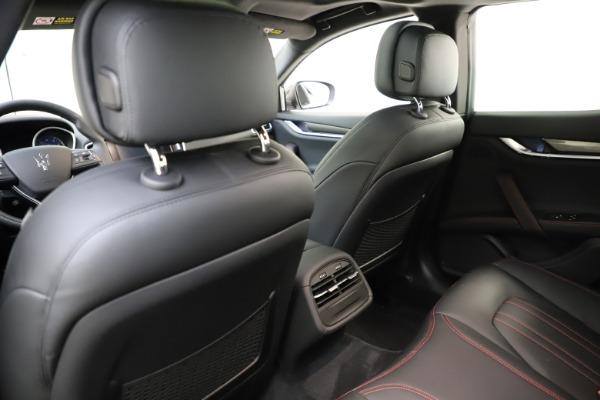 New 2020 Maserati Ghibli S Q4 for sale Sold at Bugatti of Greenwich in Greenwich CT 06830 20