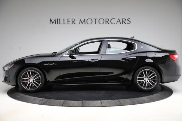 New 2020 Maserati Ghibli S Q4 for sale Sold at Bugatti of Greenwich in Greenwich CT 06830 3
