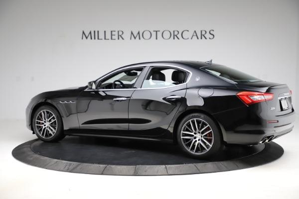 New 2020 Maserati Ghibli S Q4 for sale Sold at Bugatti of Greenwich in Greenwich CT 06830 4