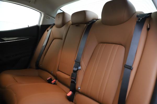 New 2020 Maserati Ghibli S Q4 for sale $83,785 at Bugatti of Greenwich in Greenwich CT 06830 18