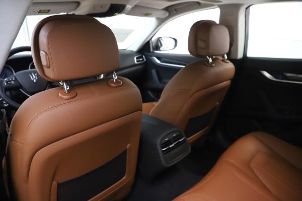 New 2020 Maserati Ghibli S Q4 for sale $83,785 at Bugatti of Greenwich in Greenwich CT 06830 20