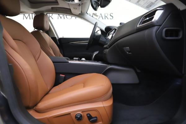 New 2020 Maserati Ghibli S Q4 for sale $83,785 at Bugatti of Greenwich in Greenwich CT 06830 22