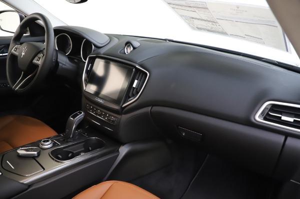 New 2020 Maserati Ghibli S Q4 for sale $83,785 at Bugatti of Greenwich in Greenwich CT 06830 23