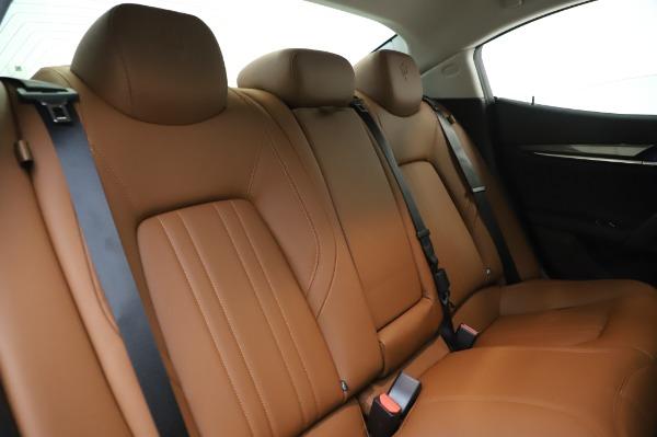 New 2020 Maserati Ghibli S Q4 for sale $83,785 at Bugatti of Greenwich in Greenwich CT 06830 24