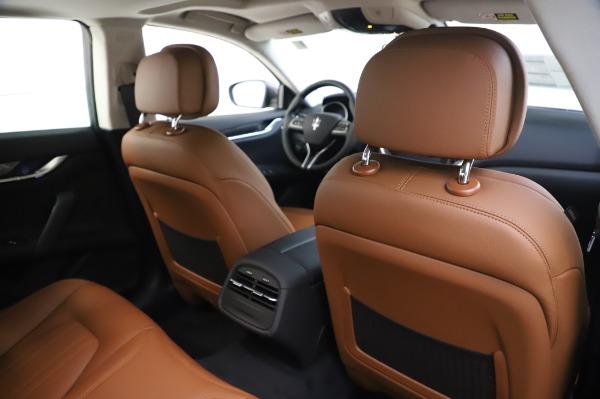 New 2020 Maserati Ghibli S Q4 for sale $83,785 at Bugatti of Greenwich in Greenwich CT 06830 26