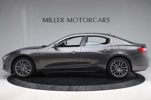 New 2020 Maserati Ghibli S Q4 for sale $83,785 at Bugatti of Greenwich in Greenwich CT 06830 3