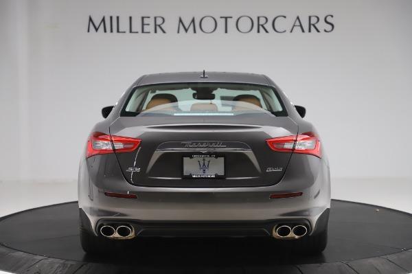 New 2020 Maserati Ghibli S Q4 for sale $83,785 at Bugatti of Greenwich in Greenwich CT 06830 6