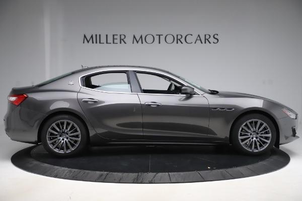 New 2020 Maserati Ghibli S Q4 for sale $83,785 at Bugatti of Greenwich in Greenwich CT 06830 9