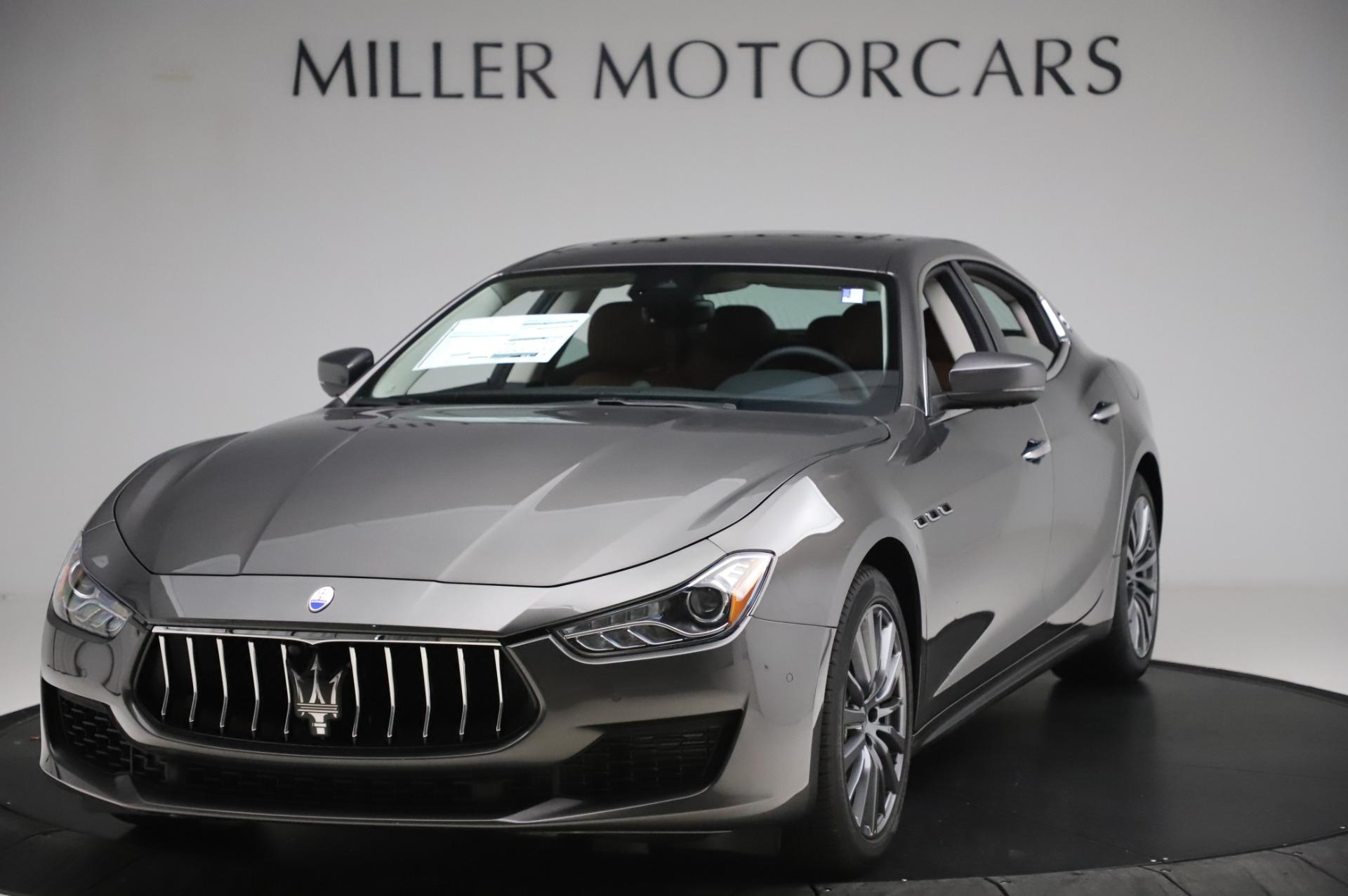 New 2020 Maserati Ghibli S Q4 for sale $83,785 at Bugatti of Greenwich in Greenwich CT 06830 1