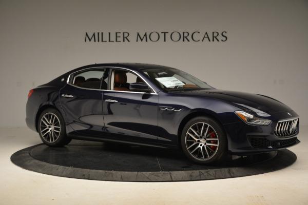 New 2020 Maserati Ghibli S Q4 for sale $87,835 at Bugatti of Greenwich in Greenwich CT 06830 10