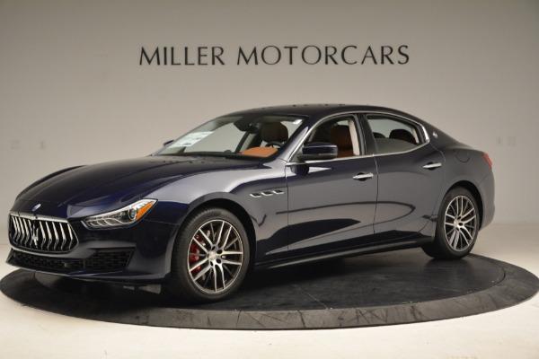 New 2020 Maserati Ghibli S Q4 for sale $87,835 at Bugatti of Greenwich in Greenwich CT 06830 2