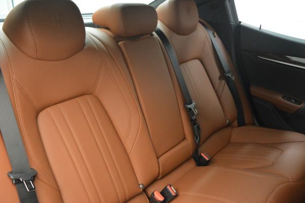 New 2020 Maserati Ghibli S Q4 for sale $87,835 at Bugatti of Greenwich in Greenwich CT 06830 23