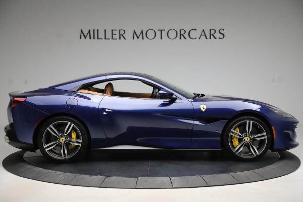 Used 2019 Ferrari Portofino for sale Sold at Bugatti of Greenwich in Greenwich CT 06830 17
