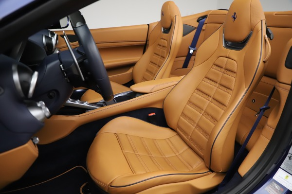 Used 2019 Ferrari Portofino for sale Sold at Bugatti of Greenwich in Greenwich CT 06830 21