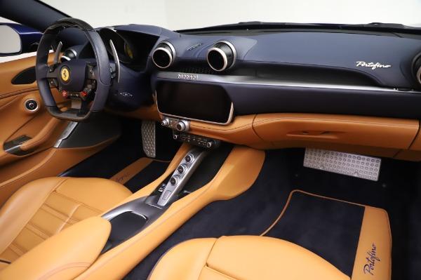 Used 2019 Ferrari Portofino for sale Sold at Bugatti of Greenwich in Greenwich CT 06830 24