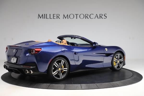 Used 2019 Ferrari Portofino for sale Sold at Bugatti of Greenwich in Greenwich CT 06830 8