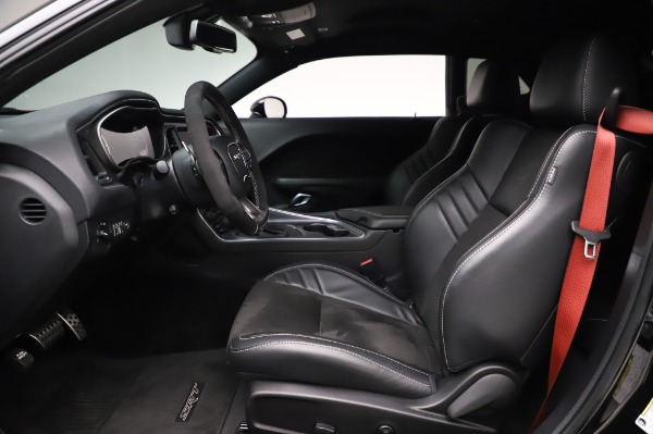 Used 2018 Dodge Challenger SRT Demon for sale Call for price at Bugatti of Greenwich in Greenwich CT 06830 14