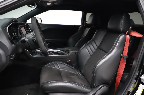 Used 2018 Dodge Challenger SRT Demon for sale Call for price at Bugatti of Greenwich in Greenwich CT 06830 15